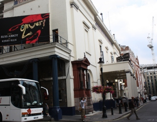 Theater drury lane