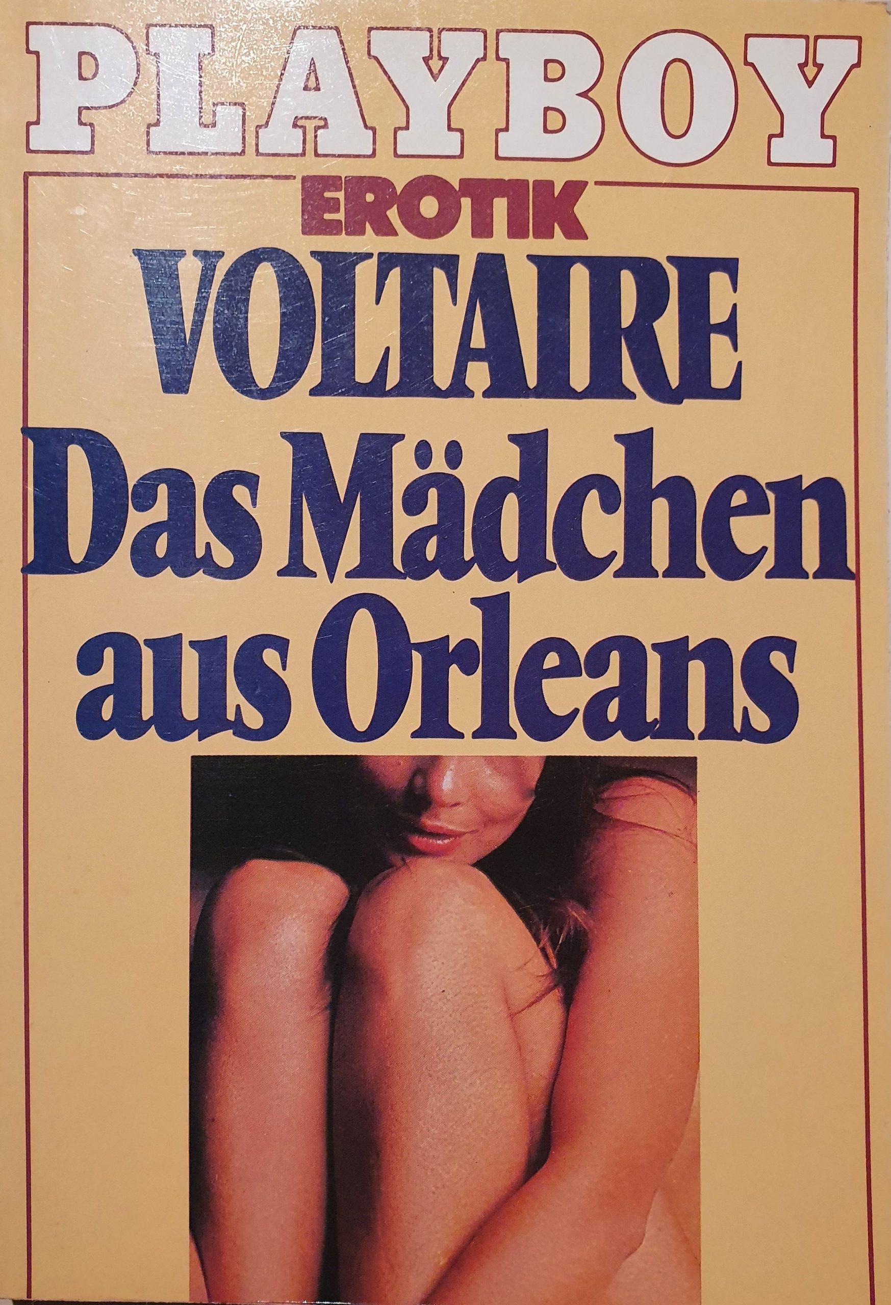 Voltaire La Pucelle d'Orleans
